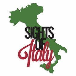 Ciao: Sights of Italy Laser Die Cut