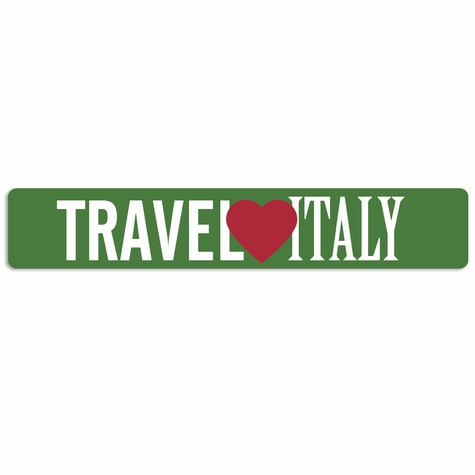 Ciao: Travel Italy Laser Die Cut