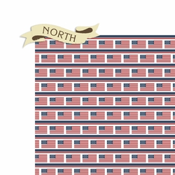 Civil War: North 2 Piece Laser Die Cut Kit