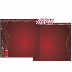 Cola Double Page Layout Kit