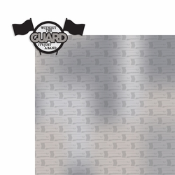 Colorguard: Without the Guard 2 Piece Laser Die Cut Kit