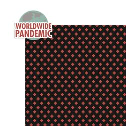 Covid 19: Worldwide Pandemic 2 Piece Laser Die Cut Kit