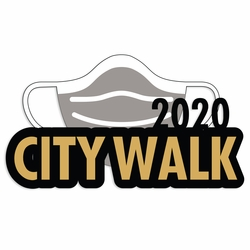 Covid: 2020 City Walk Laser Die Cut