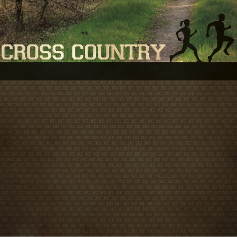Cross Country: CC 12 x 12 Paper
