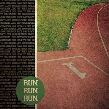 Cross Country: XC Begins 12 x 12 Paper
