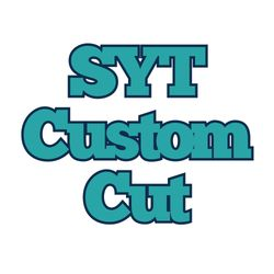 Custom Title Cut - Double Layer
