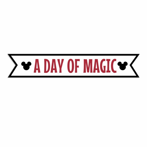Day of Magic Laser Die Cut