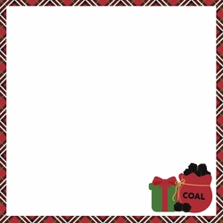 Dear Santa: I've been good 12 x 12 Paper