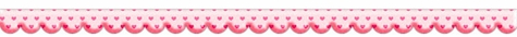Digital Download: Pink Heart Polka Scalloped 12