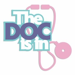Doc Mcstuffins: Doc is in Laser Die Cut
