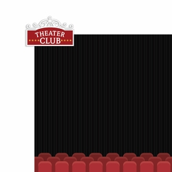 Drama: Theater Club 2 Piece Laser Die Cut Kit