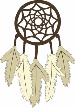 Dream Catcher Die Cut