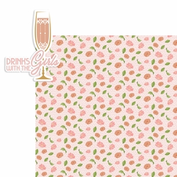 Drinks with the Girls 2 Piece Print and Cut Kit