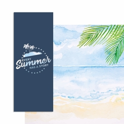 Every Summer 2 Piece Laser Die Cut Kit
