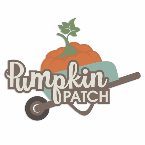 Fall Moments: Pumpkin Patch Laser Die Cut