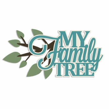 Family Tree: Family Tree Laser Die Cut