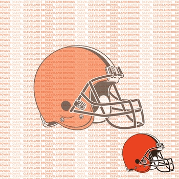 Fanatic: Cleveland Browns 12 x 12 Paper