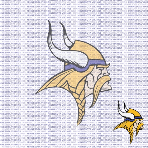 Fanatic: Minnesota Vikings 12 x 12 Paper