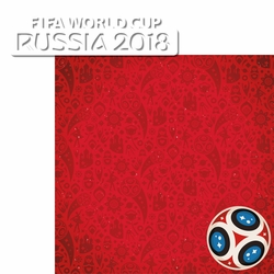 FIFA 2018: Russia 2 Piece Laser Die Cut Kit