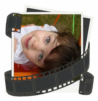 Film Photo Frame Laser Die Cut