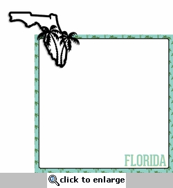 Florida 2 Piece Laser Die Cut Kit
