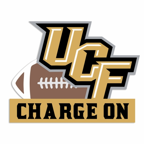 Florida Knights: Charge On Laser Die Cut