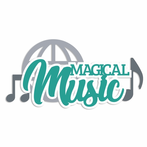 Flower & Garden: Magical Music Laser Die Cut