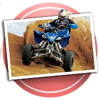 Four-Wheel ATV Scrapbooking