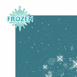 Frozen: Frozen 2 Piece Laser Die Cut Kit