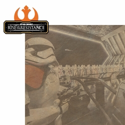 Galaxy's Edge: Rise of the Resistance 2 Piece Print and Cut Kit
