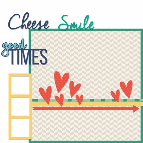 Good Times Page in a Bag Kit