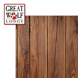 Great Wolf Lodge 2 Piece Laser Die Cut Kit