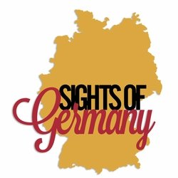 Guten Tag: Sights of Germany Laser Die Cut