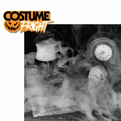 Halloween Horror: Costume Fright 2 Piece Laser Die Cut