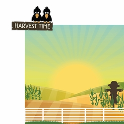 Harvest 2 Piece Laser Die Cut Kit