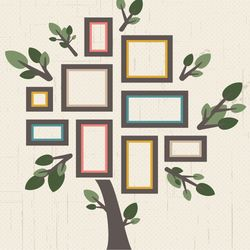 Heritage: Family Tree 12 x 12 Paper