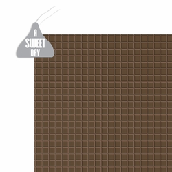 Hershey: A Sweet Day 2 Piece Laser Die Cut Kit