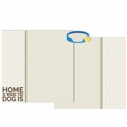 Home is Double Page Layout Kit