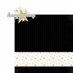 2SYT Homecoming: Homecoming 2 Piece Laser Die Cut Kit