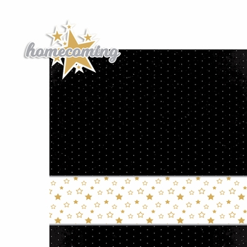 Homecoming: Homecoming 2 Piece Laser Die Cut Kit