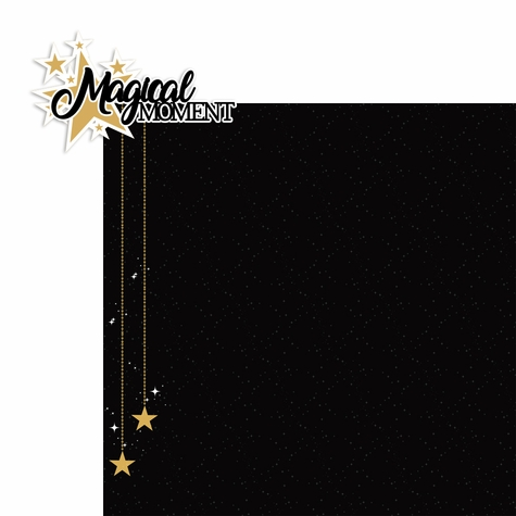2SYT Homecoming: Magic Moment 2 Piece Laser Die Cut Kit