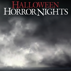 Horror Nights: Never Go Alone 12 x 12 Paper