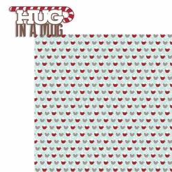 Hot Cocoa: Hug in a Mug 2 Piece Laser Die Cut Kit