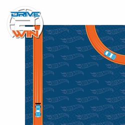 Hot Wheels: Drive 2 Win 2 Piece Laser Die Cut Kit
