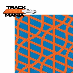 Hot Wheels: Track Mania 2 Piece Laser Die Cut Kit