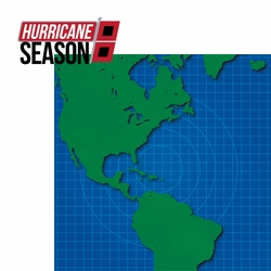 Hurricane Season 2 Piece Laser Die Cut Kit