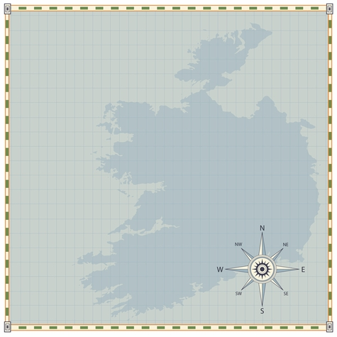 Ireland: Trip of a Lifetime 12 x 12 Paper