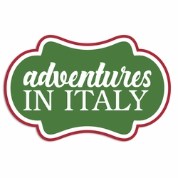 Italy: Adventures Laser Die Cut