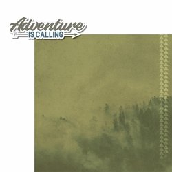 Journey: Adventure is Calling 2 Piece Laser Die Cut Kit