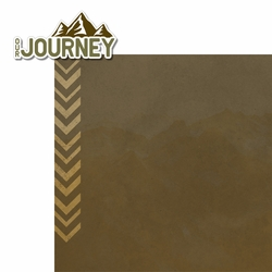Journey: Our Journey 2 Piece Laser Die Cut Kit